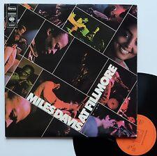 """LP Miles Davis  """"Miles Davis at Fillmore"""" - (EX/EX)"""