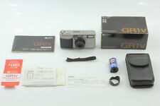 [Near Mint+++ in Box] Ricoh GR1V Point & Shoot 35mm Film Camera from JAPAN