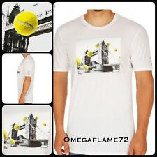 Nike Wimbledon Tower Bridge Tennis Shirt Limited Edition, Federer, Nadal Sz Lrg