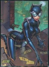 2012 Cryptozoic DC Comics New 52 Trading Card #13 Catwoman