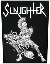 Slaughter - Strappado (Can), Backpatch