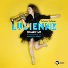 Voice Of The Trumpet - Lucienne Renaudin Vary (2017, CD NEUF)