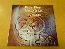"LP 12"" / PINK FLOYD: MEDDLE WITH ECHOES - GREY MARBLED VINYL! (HARDEST, ISRAEL)"
