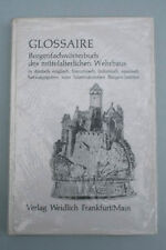 Leonardo Villena - Glossaire. Burgenfachwörterbuch