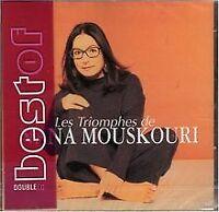 Les triomphes de Nana Mouskouri von Mouskouri, Nana | CD | Zustand gut