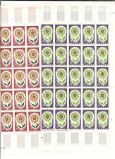 YVERT N° 1430 et 31 x 25 EUROPA 1964 TIMBRES  FRANCE NEUFS **
