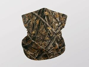 Tree Camo Balaclava Neck Gaiter Tube Bandana Scarf Face Mask Shield