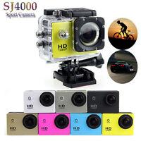 Sj4000 Full HD 1080P HD Helmet Sport Action Video Car Camera Cam DV Waterproof