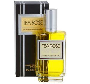 Perfumers Workshop Tea Rose Women Eau de toilette Fragrance Scent 120ML SALE !!!