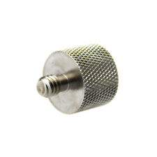"CAMVATE 5/8""-27 Female to 1/4""-20 Male Thread Adaptor Microphone screw Stand"