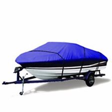 "600D boat cover Fits 14' to 16'6"" V-Hull Fishing Boats with Beam Width up to 72"""