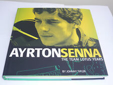 Ayrton Senna The Team Lotus Years ( mint condition )
