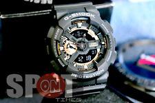 Casio G-Shock Rose Gold Men's Men's Watch GA-110RG-1  GA110RG 1