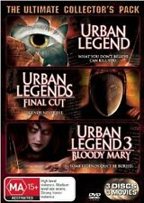 Urban Legend/Urban Legends-The Final Cut/Urban Legend 3-Bloody Mary (DVD, 2005)