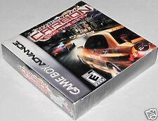 Need for Speed Carbon: Own the City (Game Boy Advance) .. NEW - SealED!!