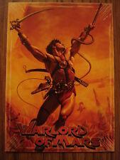 WARLORD OF MARS: PROMO CARD - PROMO-2
