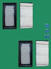 2 Tennant Noble Floor Scrubber Vacuum Fan Filter Models 5680/5700 370113/1037821