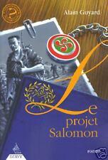 Le Projet Salomon - DERVY - AD