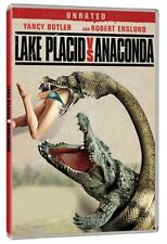 Lake Placid vs Anaconda Region 4 DVD New