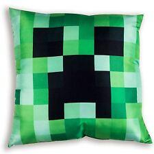 Minecraft Craft riempito cuscino Creeper TNT BLOCCO ROSSO/VERDE BIADESIVO