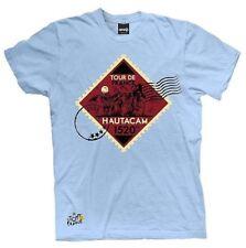 RIDE TDF Hautacam T-Shirt - Blue Size Small