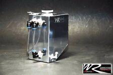 Weapon-R 826-123-101 Aluminum Coolant Overflow Tank fits 03-06 350Z