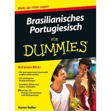 BRASILIANISCH lernen für Dummies. Anfänger-Sprachkurs. Buch + Audio-CD