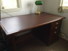 Mahogany Traditional Desks & Home Office Furniture