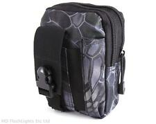 Kryptek camo compact edc 1050D molle pouch bushcraft survie kits camping
