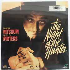 Night of the Hunter, 1955 Crime Drama - Laserdisc New~!