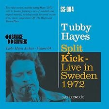 Split Kick: Live in Sweden 1972 by Tubby Hayes (CD, Aug-2016, Savage Solweig...