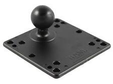"""RAM Mounts RAM-246U 4.75"""" Square Base with VESA Hole Patterns & 1.5"""" Ball"""