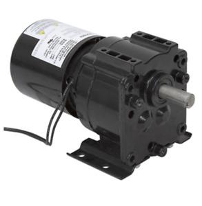 Dayton 90K942 4 RPM 115 VAC Inline Gearmotor 1/40 hp