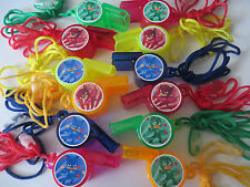 PJ Masks Whistle Necklace birthday party favor, pinata, goody bag, treat