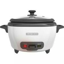 Black & Decker RC506 6-Cup Rice Cooker & Steamer