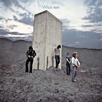 THE WHO - WHO'S NEXT REMASTERED CD ALBUM OFFICIAL Gift Idea for Who Fan