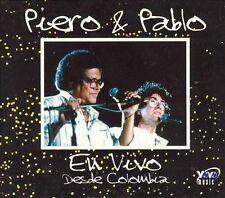 En Vivo Desde Colombia by Piero & Pablo