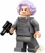 LEGO STAR WARS - MINIFIGURA VICE ADMIRAL HOLDO SET 75188 - ORIGINAL MINIFIGURE