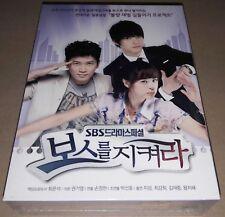 PROTECT THE BOSS / Kim Jae Joong / Ji Sung / KOREA TV DRAMA 7 DVD BOX SET NEW