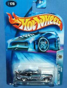 Hot Wheels 2003 Roll Patrol Jaded Die Cast Collector # 175