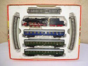Primex 3116 DB Schnellzug Packung m.Dampflok 23 014 & Gleisoval f.Märklin *OVP*