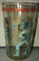 Archie Comics Riverdale Reggie Makes The Scene Welch's Jelly Glass Tumbler 1971