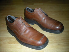 UNLISTED Men's Shoes Size : 13 Leather OXFORDS ( Made in ITALY )