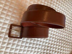 Ralph Lauren Collection Leather belt