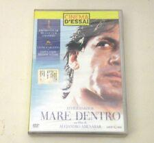 MARE DENTRO - ALEJANDRO AMENABAR - DVD ZONA 2 PAL - NUOVO /NEW