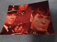 Star Trek Captain Kirk and Spock Promotional Photo