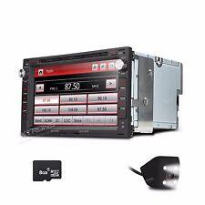 "7""Car DVD GPS Navi Touch Screen +Cam for VW Passat B5 BORA Jetta Golf POLO MK4"