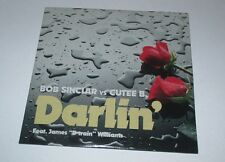 Bob Sinclar VS Cutee B - Darlin - cd single 2 titres 2000
