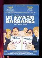 DVD : Les Invasions barbares (César 2004, Oscar 2004, Prix Cannes 2003) D Arcand