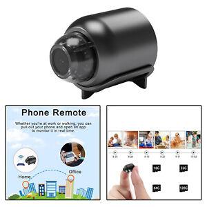 Espion caché Caméra WiFi Mini HD 1080P Sans Fil Caméra Nounou